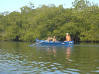 Boating on Guaurabo River
